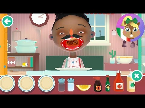 TOCA KITCHEN 2 App per Android e iOS - Giochi per bambini piccoli - Diventa anche tu uno chef!