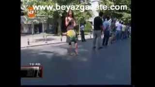 Burcu Burkut Erenkul - ATV - Ana Haber Bülteni - Boğaziçi Rallisi - 2010