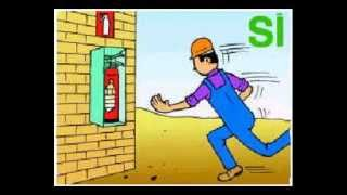 Prevención de riesgos generales