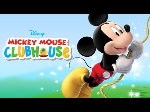 Mickey Mouse Clubhouse - Full Episodes of Various Disney Jr. Games in English - 2 Hour Walkthrough