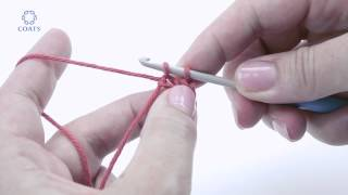 Learn how to join a chain with a slip stitch to create a ring with this crochet tutorial video. Visit our website at http://www.makeitcoats.com and discover ...