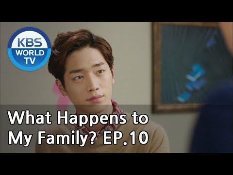 What Happens to My Family? | 가족끼리 왜 이래 EP.10 [ENG, CHN, MLY, VIE]
