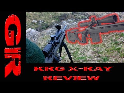 Kinetic Research Group - X-Ray Chassis Review