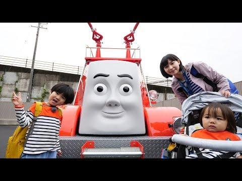大井川鐵道きかんしゃトーマスにいってきた2019/DAY O …