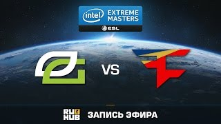 OpTic Gaming vs FaZe - IEM Katowice - de_train [ceh9, CrystalMay]