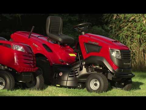 Mountfield Lawn Tractors 2017 (видео)