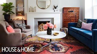 Interior Design — Small & Bright Family Home Renovation