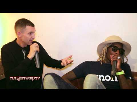 Watch this high-energy interview between Young Thug and Tim Westwood