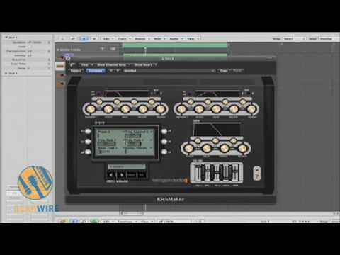 Teragon Audio KickMaker Demonstration