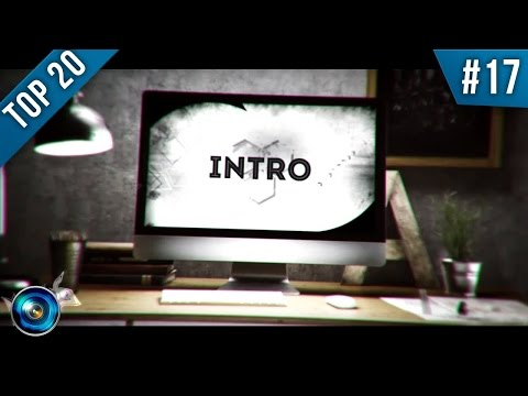 Top 20 Best Sony Vegas Pro Intro Templates 17 Free Download