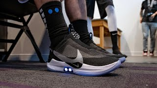 THE TRUTH ABOUT THE NIKE AUTO LACE BASKETBALL SNEAKER *ADAPT BB*