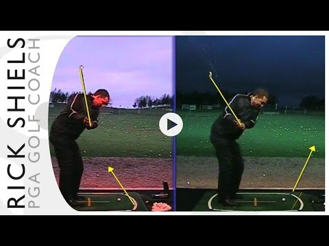Fixing Over The Top Golf Swing With Explanation
