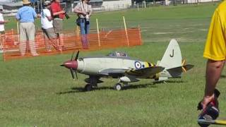 Top Gun 2011 RC Airshow - Various Video 1