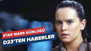 D23 etkinliğinde Star Wars The Last Jedi hakkında bir çok detay bir de kamera arkası video geldi.https://www.youtube.com/watch?v=ye6GCY_vqYk