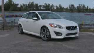 Let's Talk Cars - 2012 Volvo C30 R Design Review Test Drive
