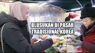 Video BLUSUKAN + BELANJA DI PASAR TRADISIONAL KOREA MP3, 3GP, MP4, WEBM, AVI, FLV Januari 2019
