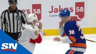 NHL Fights Of The Week: Battle On Long Island! by Sportsnet Canada
