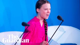 Greta Thunberg to world leaders: 'How dare you? You have stolen my dreams and my childhood'