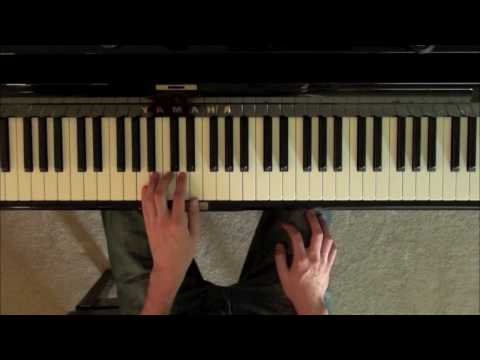 Meadow From Twilight New Moon Piano Tutorial Part 1