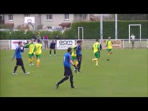 Video - CS Ozon - FC Sevenne Seniors 1 (1ère mi-temps)