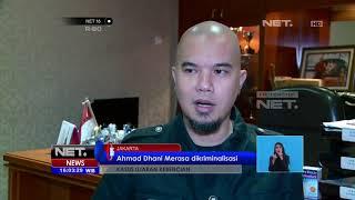 Video Kapolri Tetapkan Ahmad Dhani Sebagai Tersangka Kasus Ujaran Kebencian - NET16 MP3, 3GP, MP4, WEBM, AVI, FLV November 2018