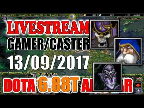 GAMESHOW Dota 1 - Livestream Vlogstyle8x