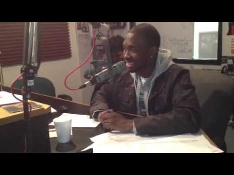 Jay Pharoah at 106-5 The Beat
