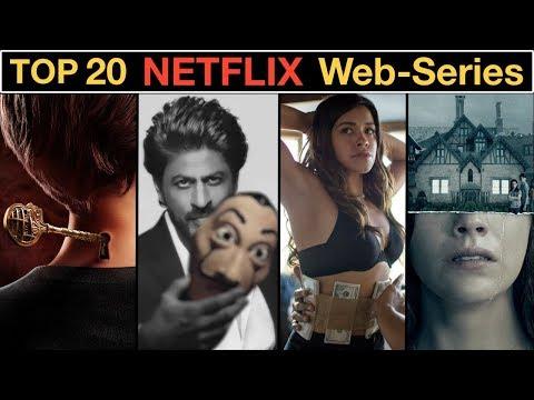 Top 20 Best NETFLIX Web Series In Hindi | Deeksha Sharma