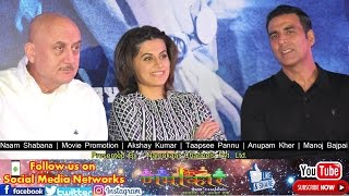 Nonton Naam Shabana | Movie Promotion | Akshay Kumar | Taapsee Pannu | Anupam Kher | Namokar Channel Film Subtitle Indonesia Streaming Movie Download