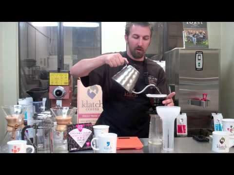 Klatch Coffee – Hario Iced Coffee Maker