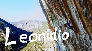 I think I'll stay a little longer : A Greek Climbing Adventure by Mani the Monkey