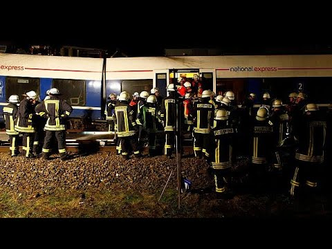 Γερμανία: Σύγκρουση τρένων έξω από το Ντίσελντορφ