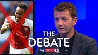 Tim Sherwood picks ZERO Arsenal players in his combined Arsenal and Tottenham XI?   The Debate