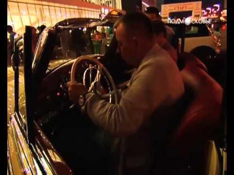 На улицы Москвы выехали автомобильные раритеты