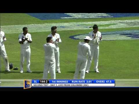 Day 1 - India v Sri Lanka - 2nd Test - Highlights