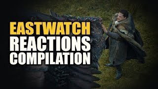 A Compilation of great reactions from some of your favorite fans and reactors for the Game of Thrones season 7 episode 5...