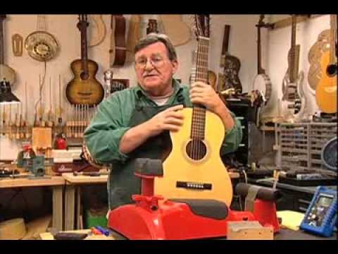 Taking the Mystery out of Acoustic Guitar Set-up