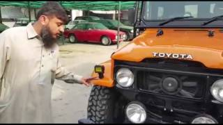 Hi Friend This Video We Modified FJ40 WITH our team its 4000cc power engine and we modified completely from zero In this ...