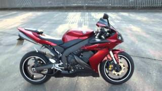 7. 2005 Yamaha YZF R1 from Ride Inn