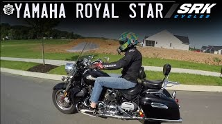 7. Yamaha Royal Star