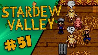 STARDEW VALLEY | Sheep and Pig #51