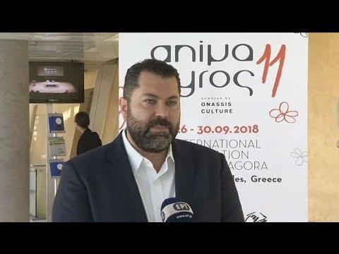 Λ. Κρέτσος: Η οπτικοακουστική βιομηχανία πολύ σημαντική για το μέλλον