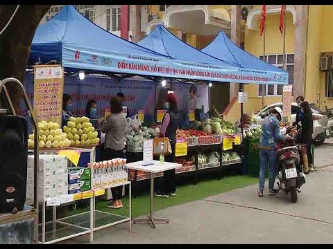 Bộ Công Thương nỗ lực tháo gỡ khó khăn cho lưu thông hàng hóa và thúc đẩy tiêu thụ nông sản