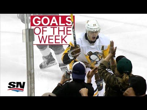Video: NHL Goals of the Week: Marvelous Malkin