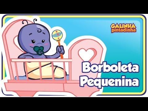 Imagens de feliz páscoa - Borboleta Pequenina - DVD Galinha Pintadinha 3 - OFICIAL