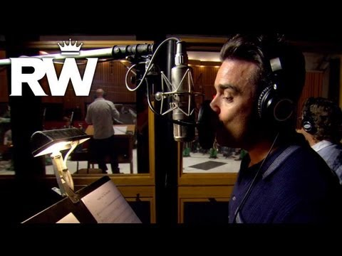 Robbie Williams  Robbie Swings In The Studio