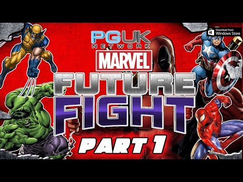Marvel Future Fight Part1 – Top Android iPhone Games 2015