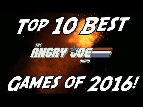 Top 10 BEST Games 2016!