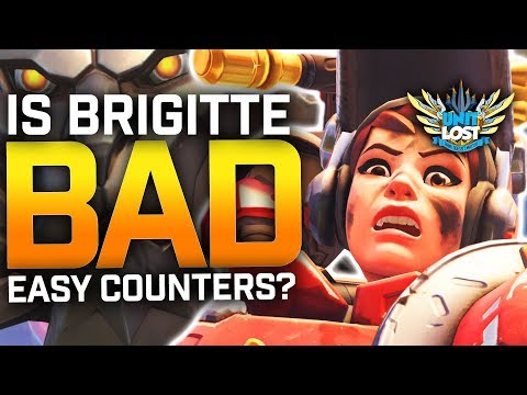 Is Brigitte BAD / EASY Counters?! Overwatch Meta Discussion