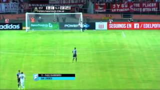 Estudiantes 0 - San Lorenzo 2